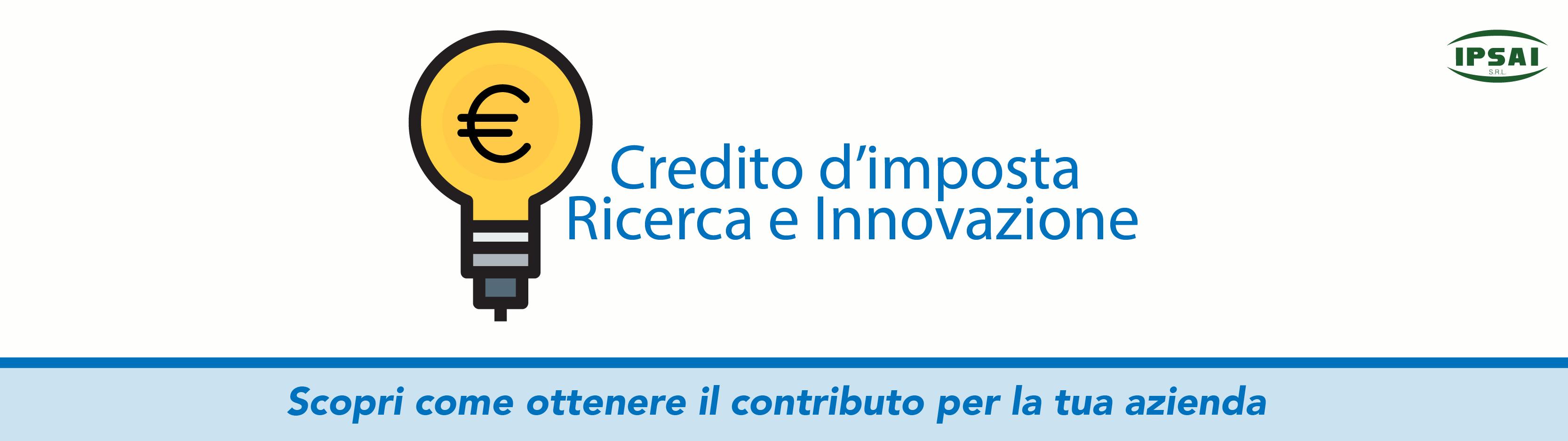 Credito d'imposta - Brescia