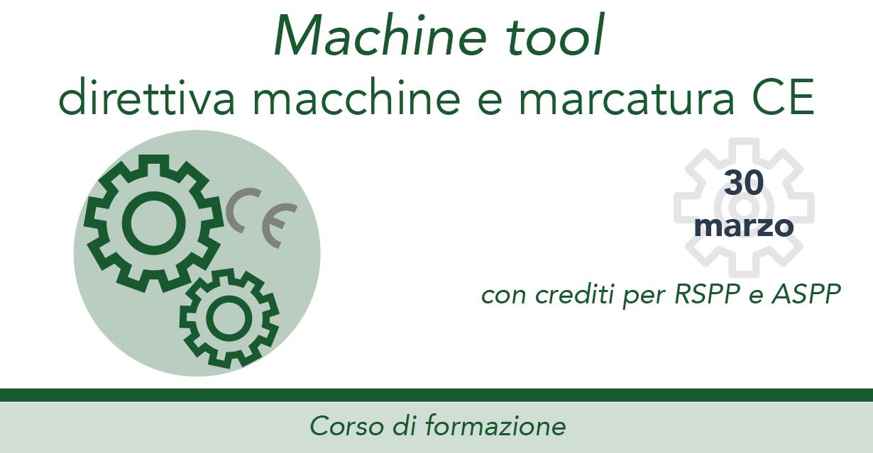 Corso sulla direttiva macchine - Brescia