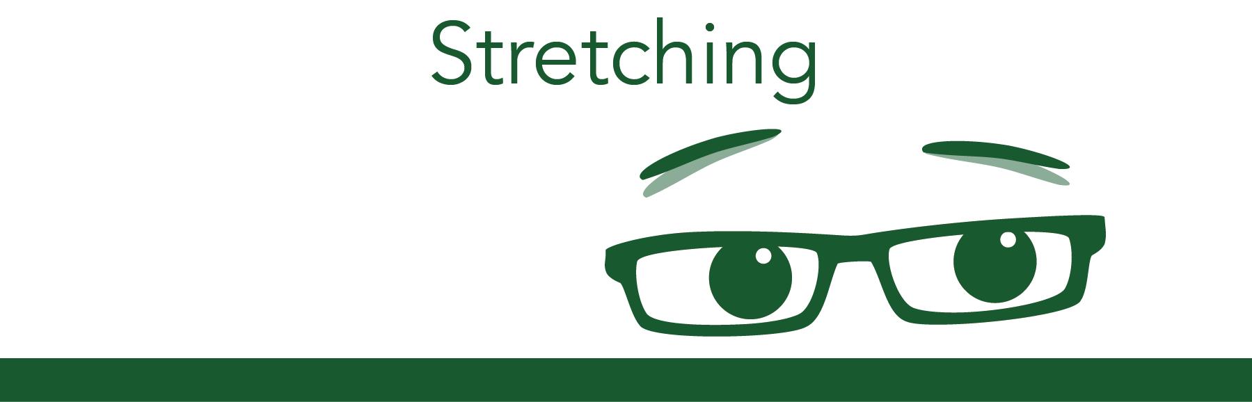 Stretching oculare per videoterminalisti